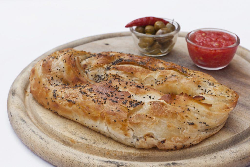 בורקס טורקי במילוי תפוח אדמה